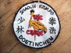 Originalabzeichen The Crane